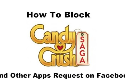How To Block Candy Crush And Other Apps Request on Facebook