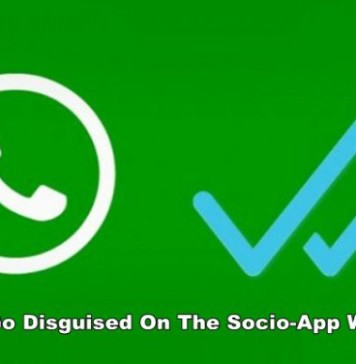 How To Go Disguised On The Socio-App WhatsApp