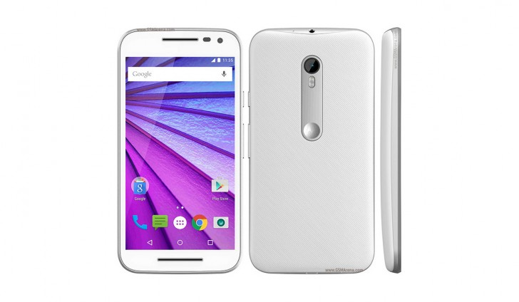 Moto G (3rd Gen) Launched in India & Priced at Rs. 11,999