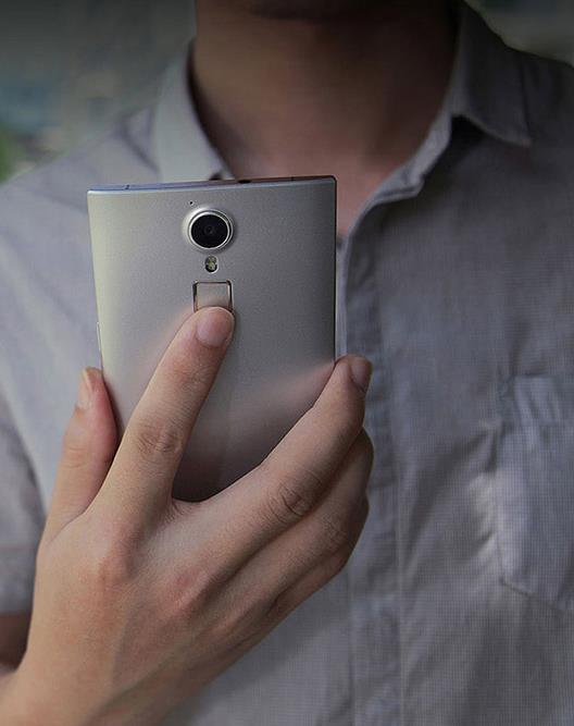 Dooge F5 Fingerprint Sensor