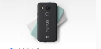 Google Nexus 5X Gets Discount of Rs 4000 in India