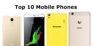Top 10 Mobile Phones under Rs 10000 Range