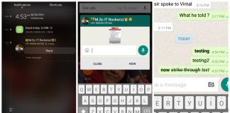Whatsapp New Updates Brings Format Text
