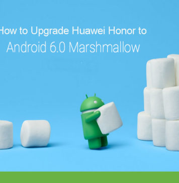 How to Upgrade Huawei Honor to Android Marshmallow