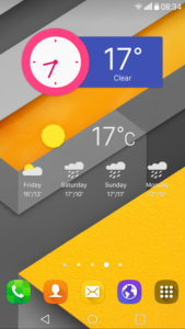 Limit widgets and live wallpapers