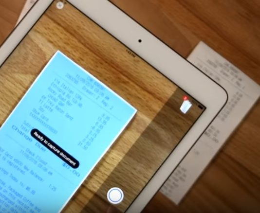 Adobe Reader app can now scan documents with smartphone camera