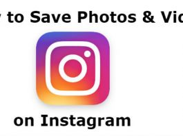 How to Save Photos & Videos on Instagram
