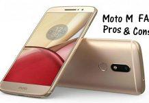 Moto M FAQ , Pros & Cons