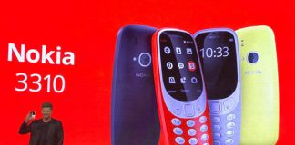 Nokia 3310 officially returns as a modern classic