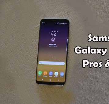 Samsung Galaxy S8 FAQ, Pros & Cons