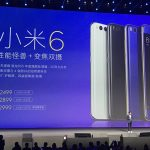 Xiaomi Mi 6 Price, Specification & Availability