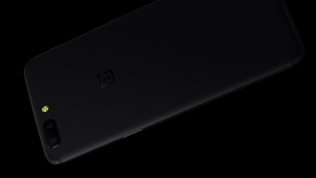 OnePlus 5 Back Design
