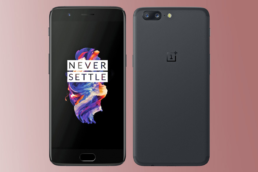 OnePlus 5 official look