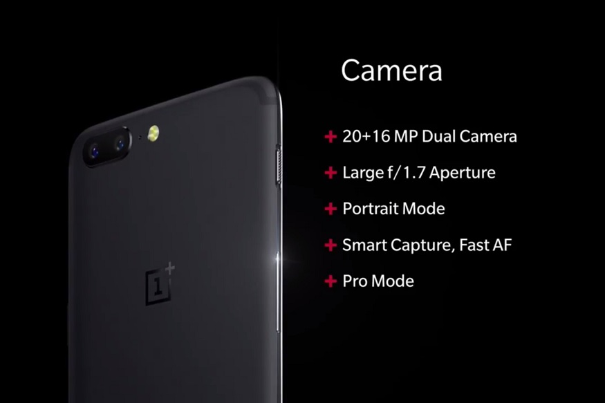 OnePlus 5 camera features