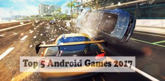 Top 5 Android Games 2017