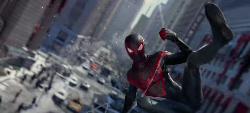 Spider - Man Miles Morales PS5 Game